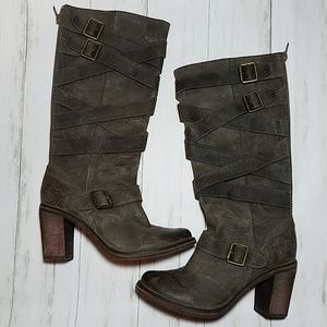 Jeffrey Campbell Ibiza Last boots